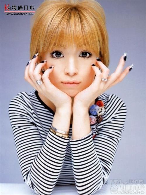 日本十大小脸美女排行榜 竖