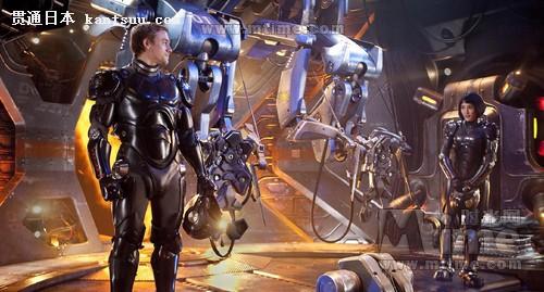 环太平洋 曝病毒短片 怪兽来袭机器人现身