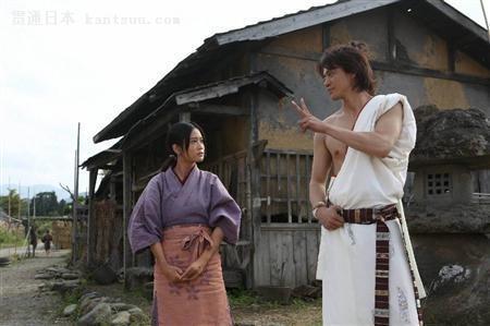 前田敦子客串日剧《信长协奏曲》