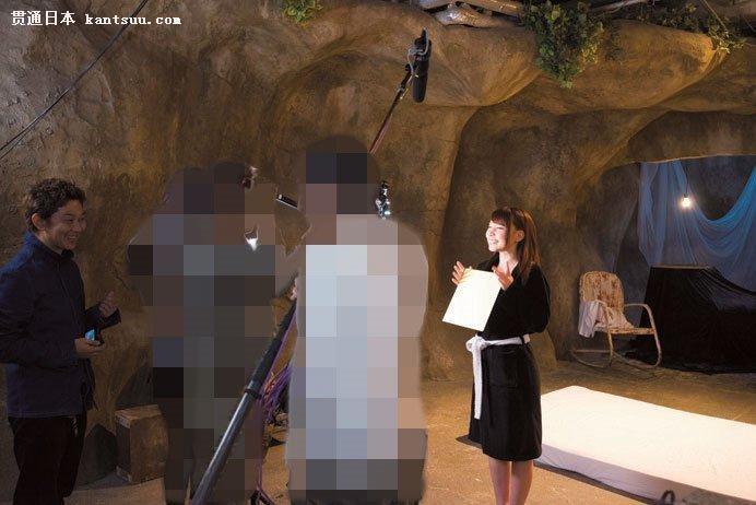日本AV拍摄现场 幕后人员是这样工作的