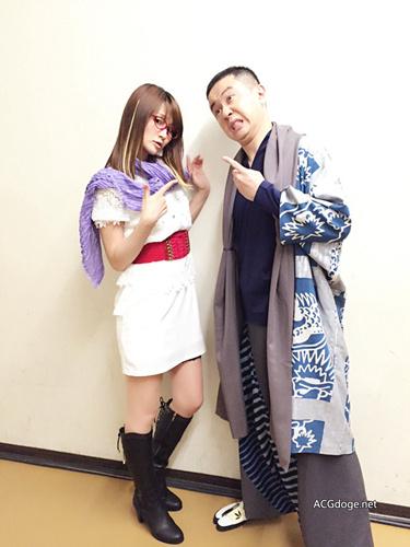爱衣再度大胜利,2016 年度日本男女声优出演作品数量排行