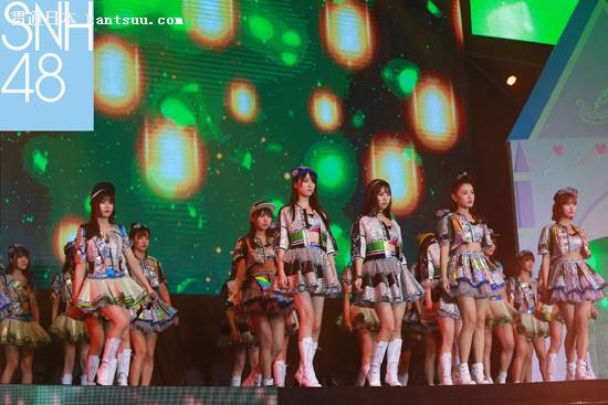 日本组合AKB48正式进军中国 与SNH48对决开启.jpg